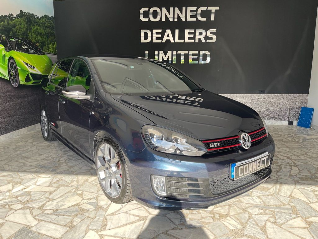 Volkswagen Golf Hatchback 2.0 TSI GTI Edition 35 DSG 5dr