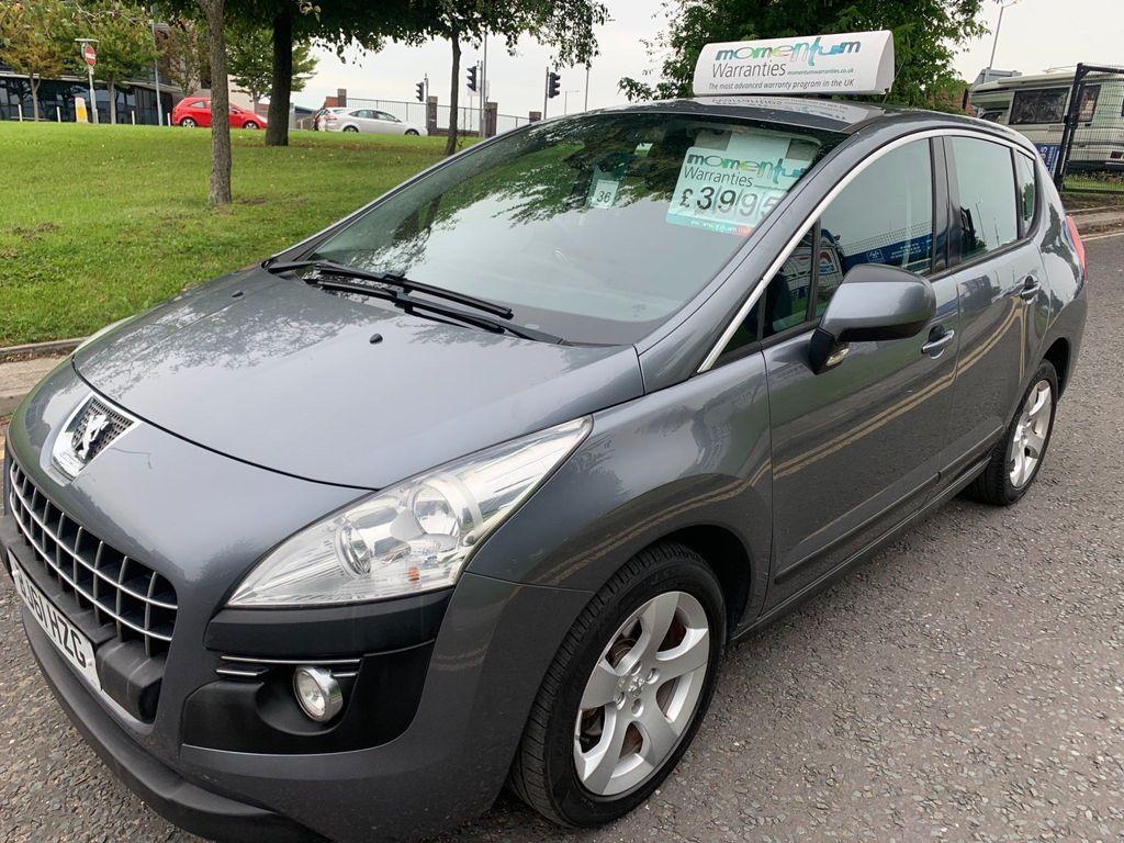 Peugeot 3008 SUV 1.6 e-HDi Sport EGC 5dr