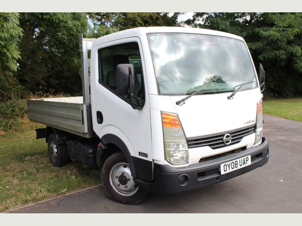 Nissan Cabstar Dropside 2.5 dCi 34.11 Basic Chassis Cab 4dr (SWB)