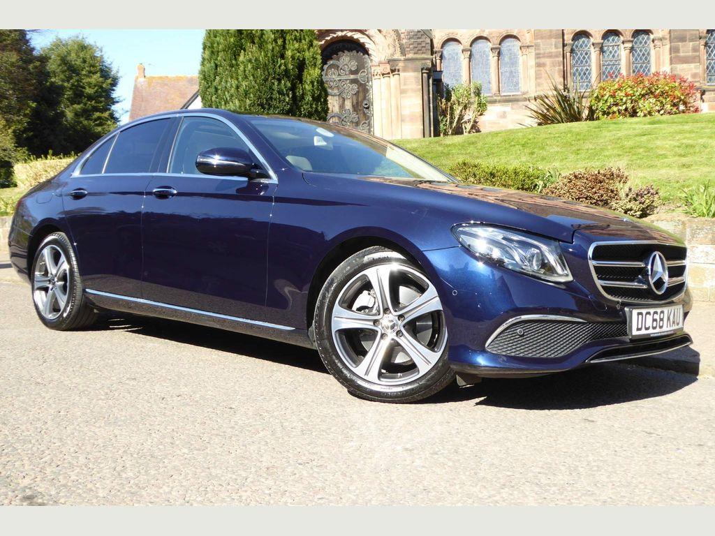 Mercedes-Benz E Class Saloon 2.0 E200 SE (Premium Plus) G-Tronic+ (s/s) 4dr
