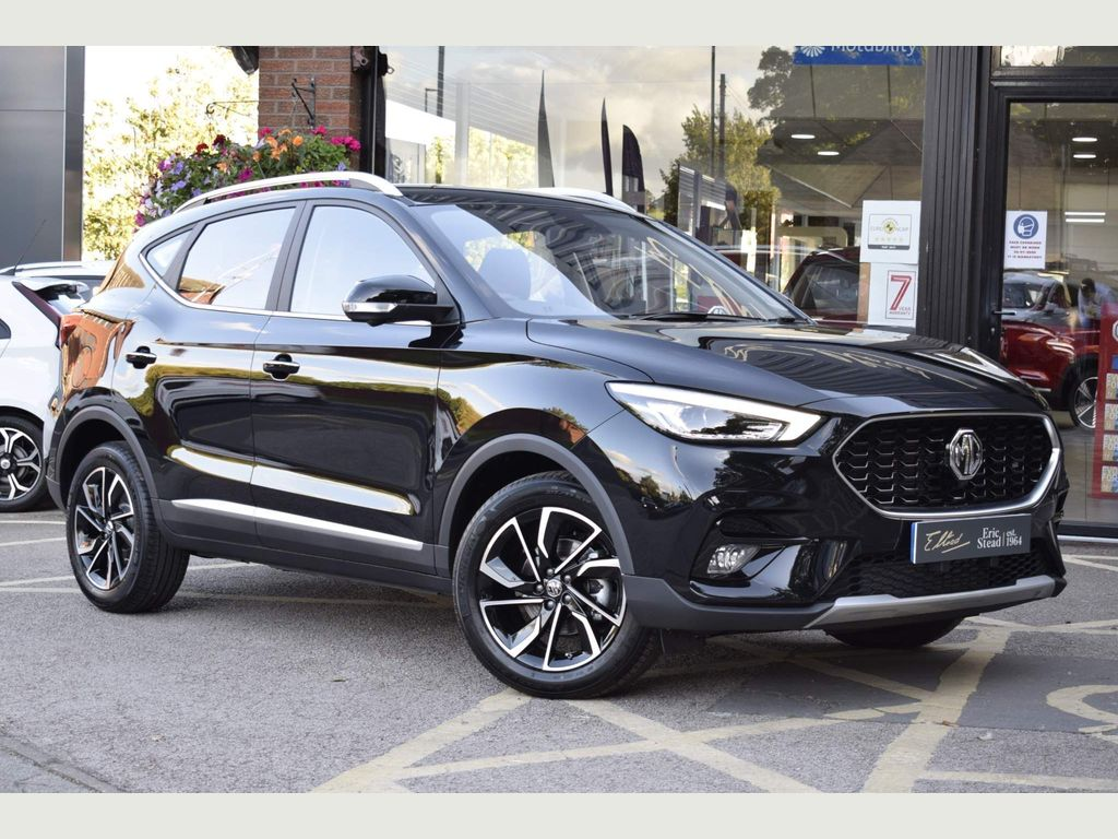 MG MG ZS SUV 1.0 T-GDI Exclusive Auto 5dr