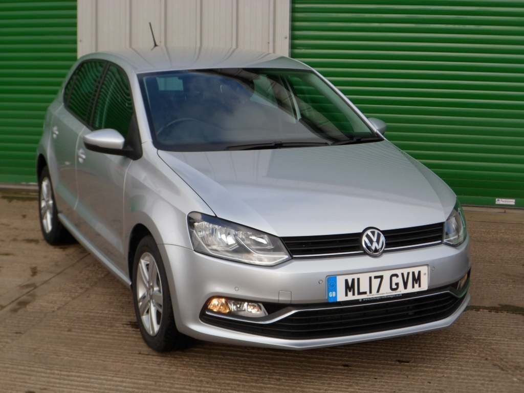 VOLKSWAGEN POLO Hatchback 1.0 TSI BlueMotion Tech Match (s/s) 5dr