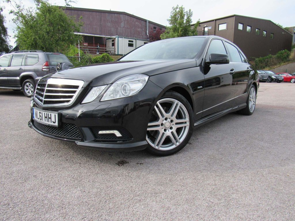 Mercedes-Benz E Class Saloon 2.1 E250 CDI BlueEFFICIENCY Sport Edition 125 (s/s) 4dr
