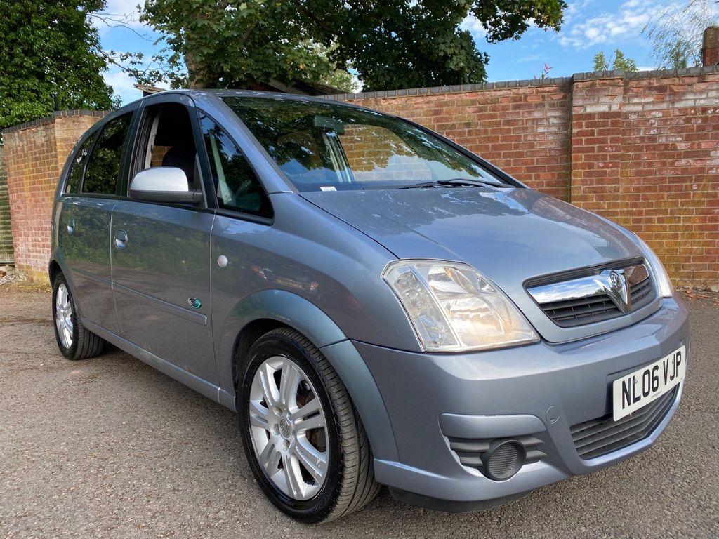 Vauxhall Meriva MPV 1.7 CDTi 16v Active 5dr (a/c)