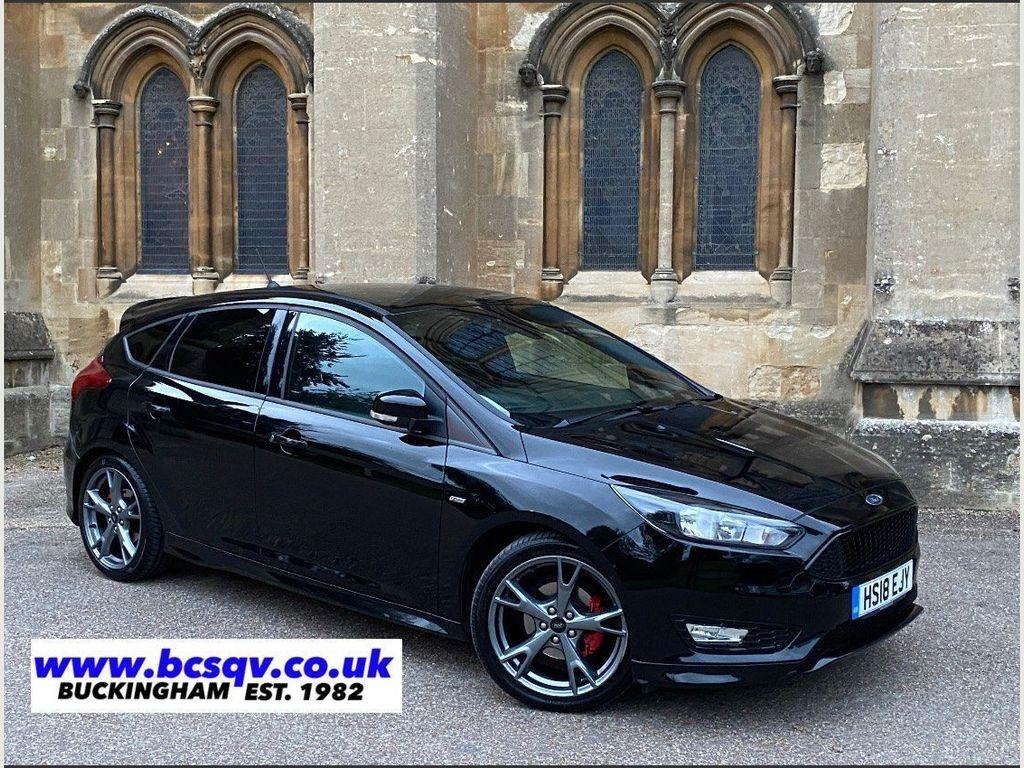 Ford Focus Hatchback 1.5 TDCi ST-Line X (s/s) 5dr