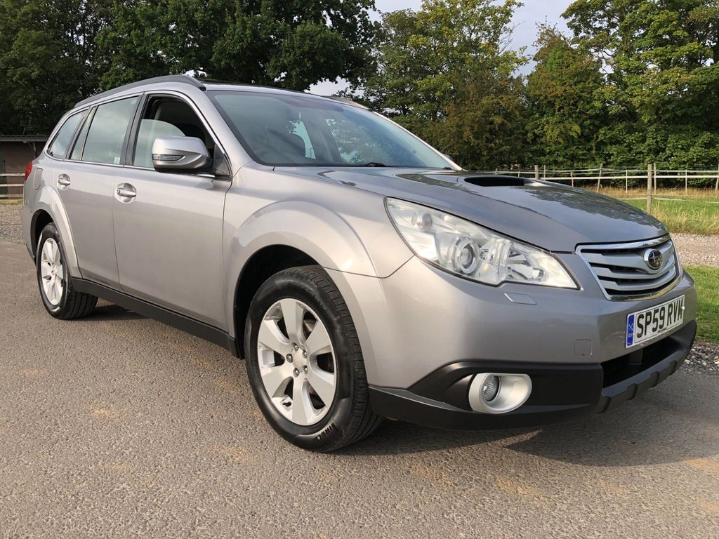 Subaru Outback Estate 2.0 D SE AWD 5dr