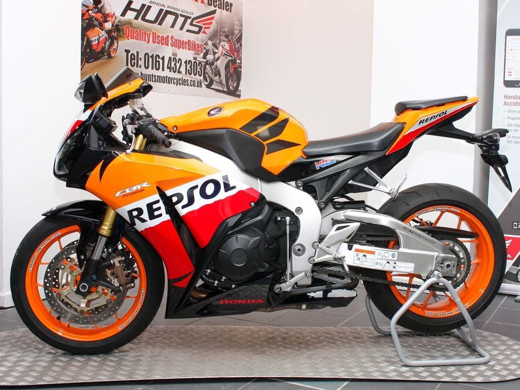 HONDA CBR1000RR FIREBLADE Super Sports 1000 ABS