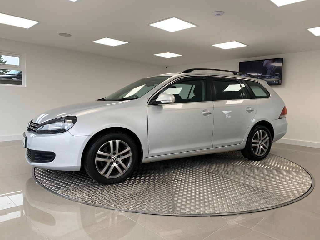 Volkswagen Golf Estate 1.6 TDI SE DSG 5dr