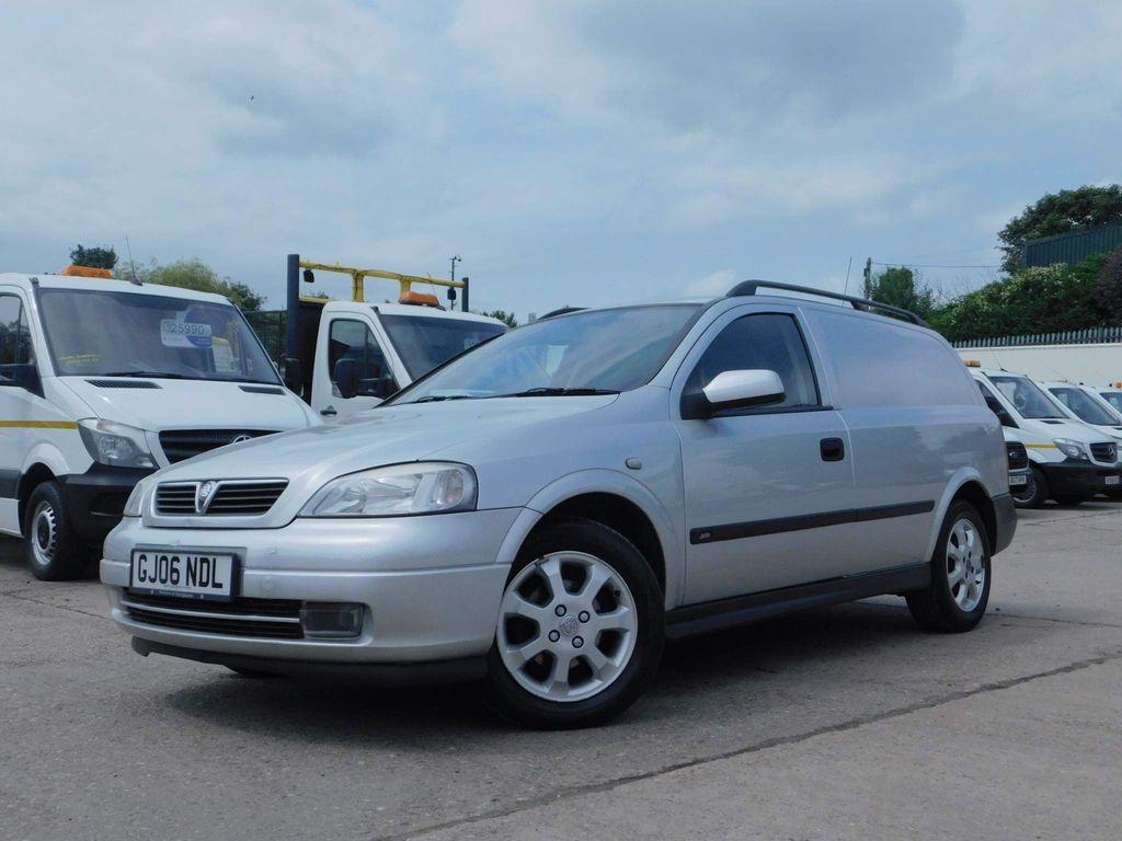 Vauxhall Astra Van Panel Van SOLD SOLD SOLD