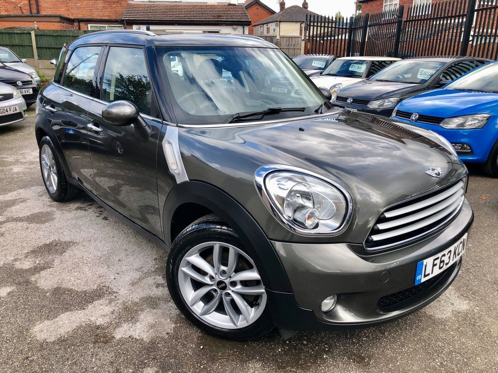 MINI Countryman SUV 2.0 Cooper D (Pepper) 5dr