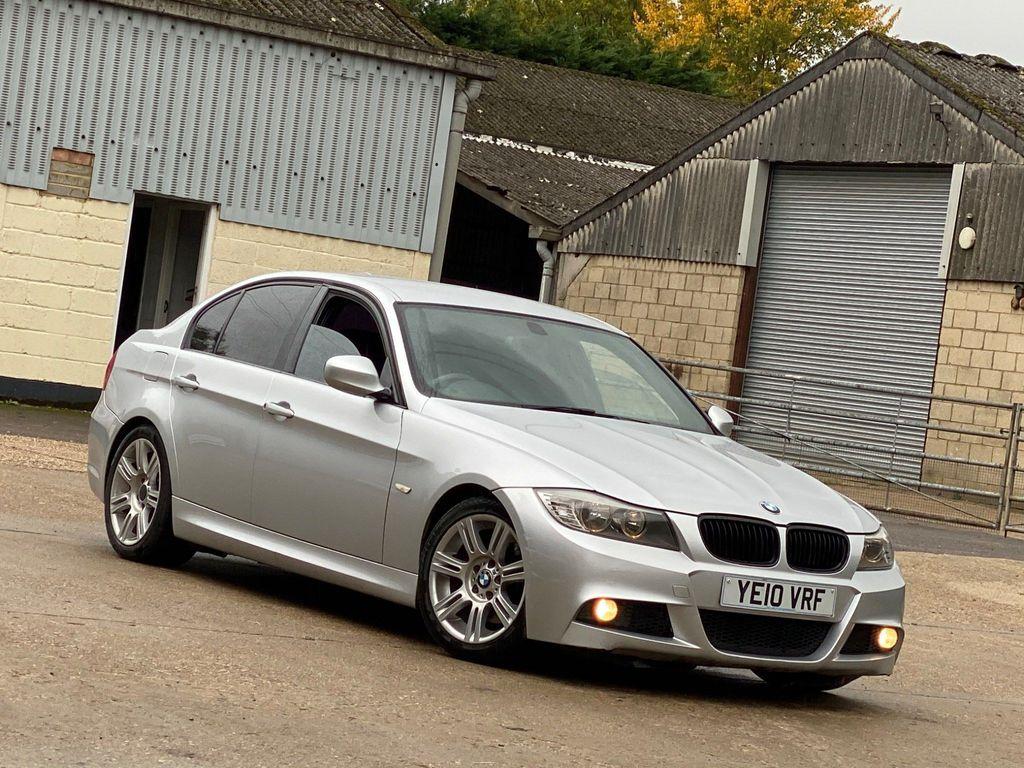 BMW 3 Series Saloon 2.0 320d M Sport 4dr