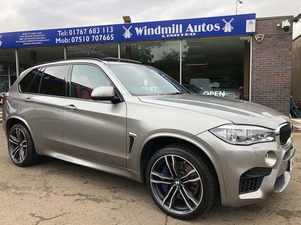 BMW X5M SUV 4.4 BiTurbo Auto xDrive (s/s) 5dr