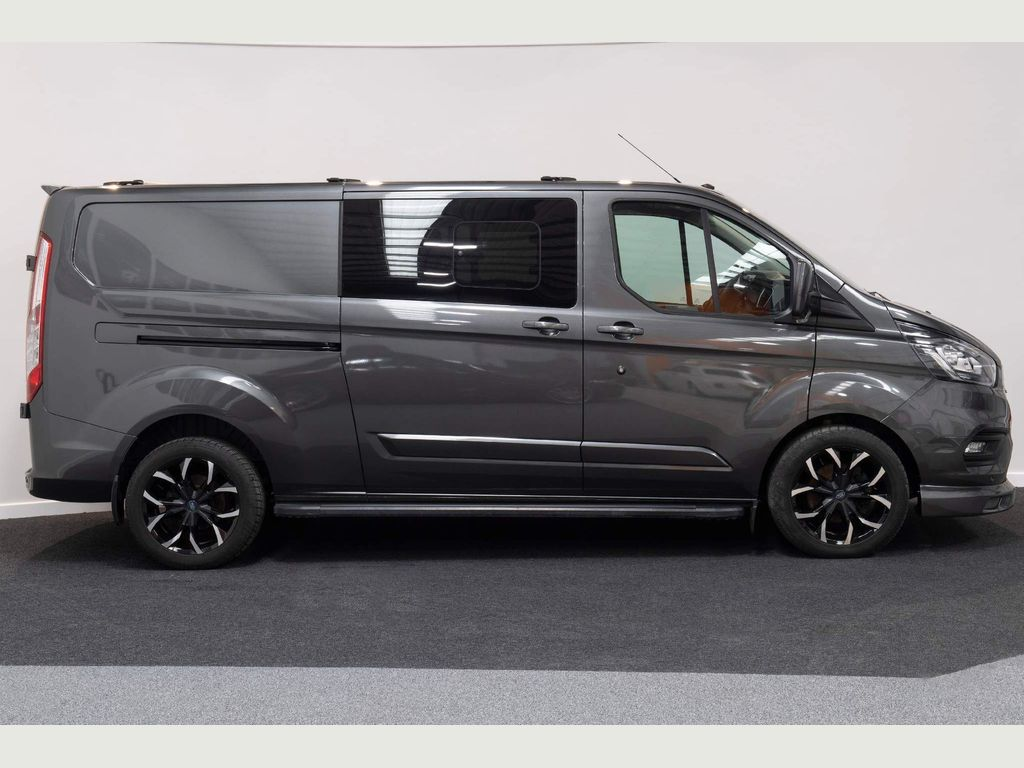 Ford Transit Custom Other 2.0 320 EcoBlue Limited DCIV L2 H1 EU6 5dr (6 Seat)
