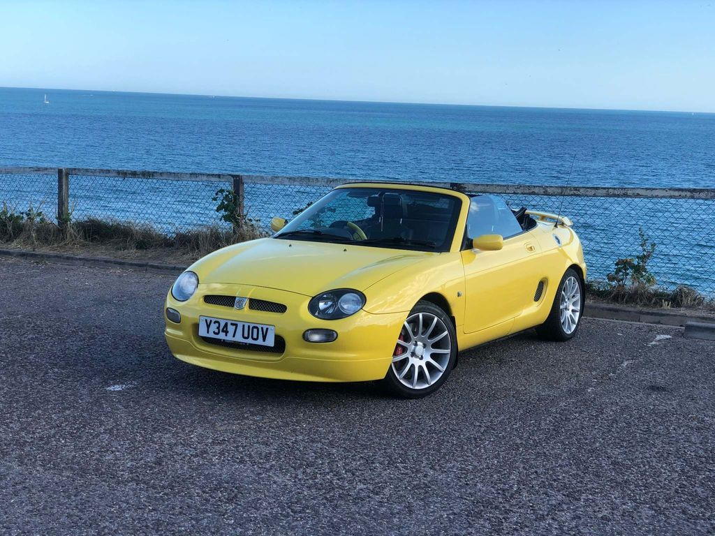 MG MGF Convertible 1.8 i 160 Trophy SE 2dr