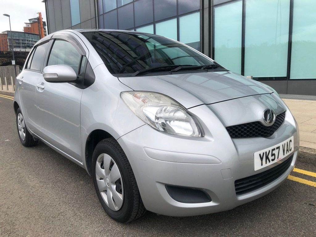Toyota Yaris Hatchback 1.0 T3 Automatic 5dr
