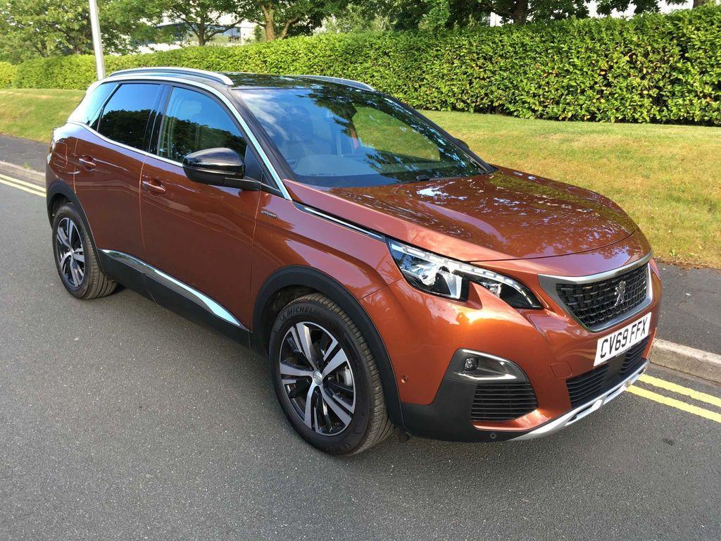 Peugeot 3008 SUV 1.2 PureTech GT Line (s/s) 5dr
