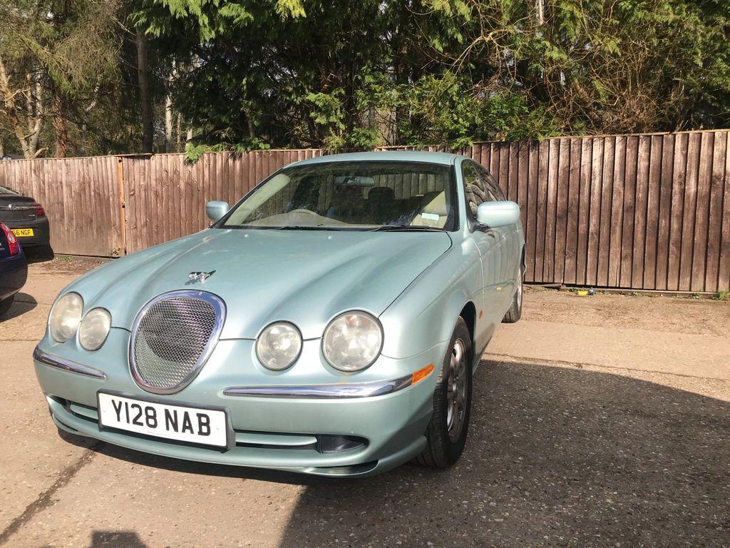 Jaguar S-Type Saloon 3.0 V6 4dr