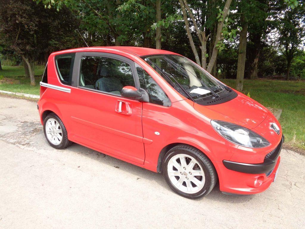Peugeot 1007 Hatchback 1.4 8v Sport 3dr