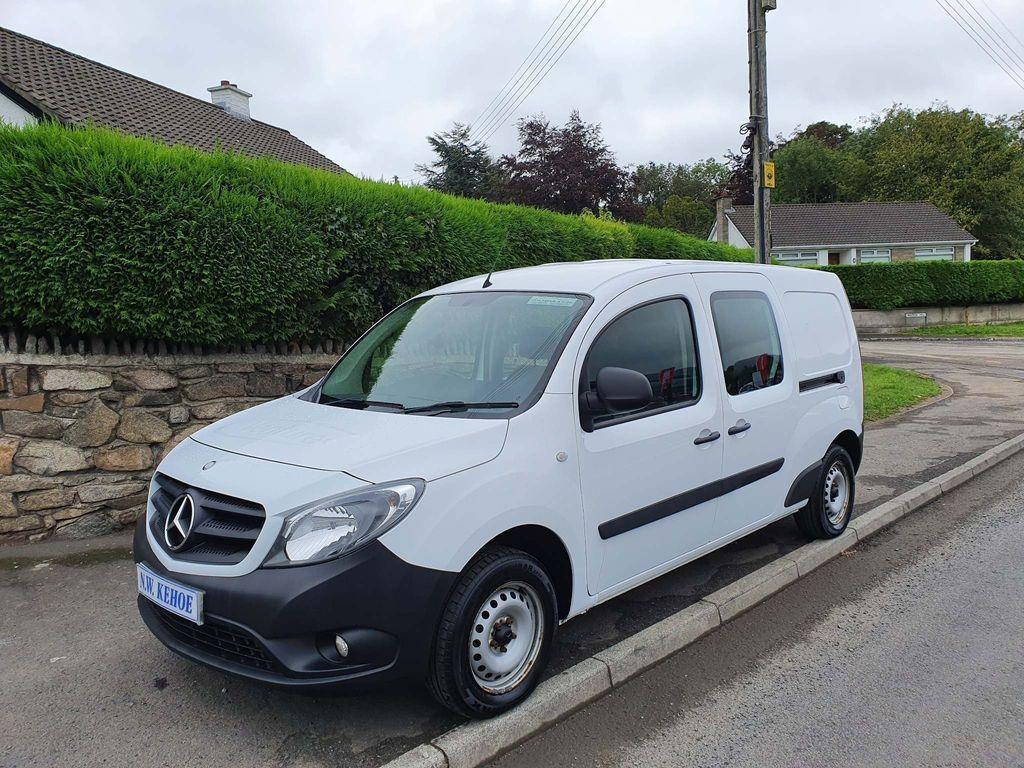 Mercedes-Benz Citan Other 1.5 109 CDi Dualiner L3 EU5 6dr (5 Seat)