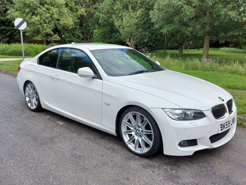 BMW 3 Series Coupe 3.0 325d M Sport Highline 2dr