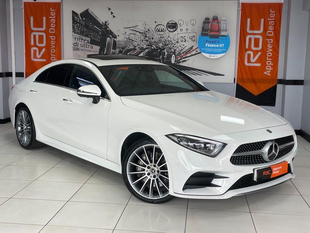 Mercedes-Benz CLS Coupe 3.0 CLS450 EQ Boost AMG Line (Premium Plus) G-Tronic 4MATIC (s/s) 4dr