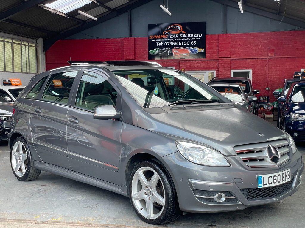 Mercedes-Benz B Class Hatchback 1.7 B180 Sport CVT 5dr