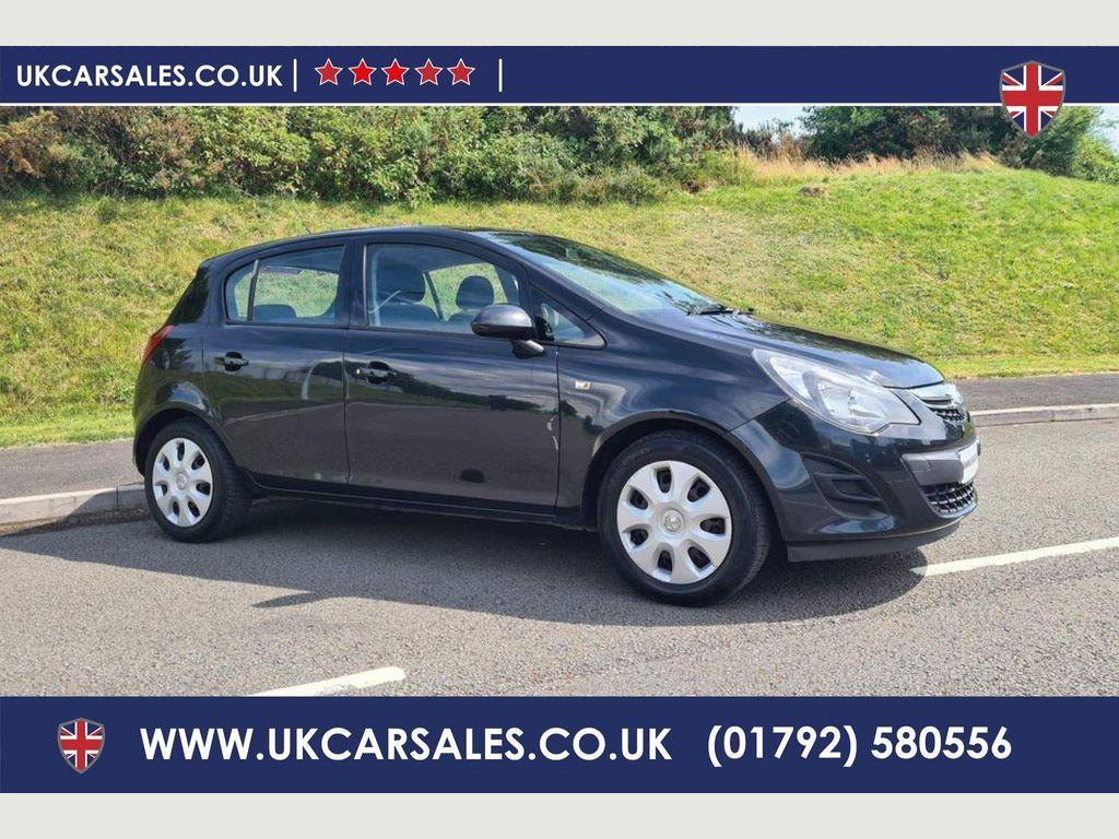 Vauxhall Corsa Hatchback 1.2 i ecoFLEX 16v Exclusiv (s/s) 5dr