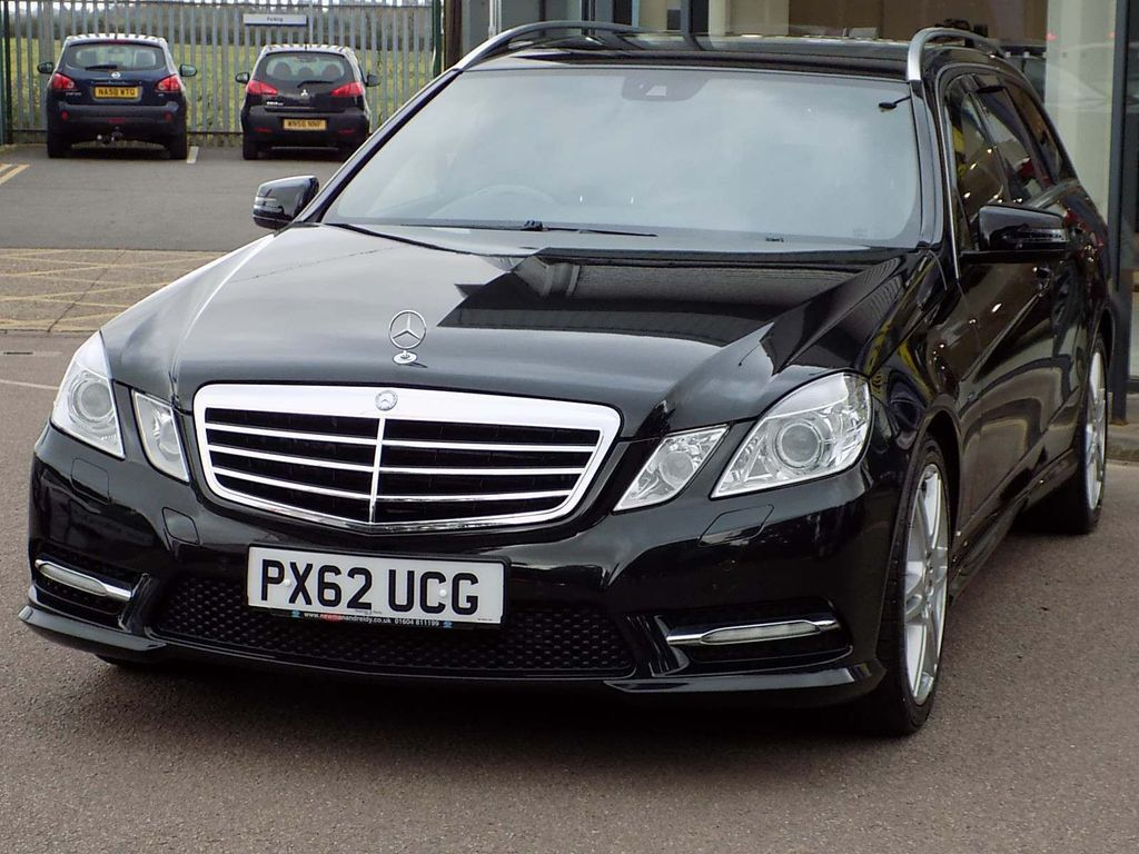 MERCEDES-BENZ E CLASS Estate 3.0 E350 CDI BlueEFFICIENCY Sport 7G-Tronic Plus (s/s) 5dr