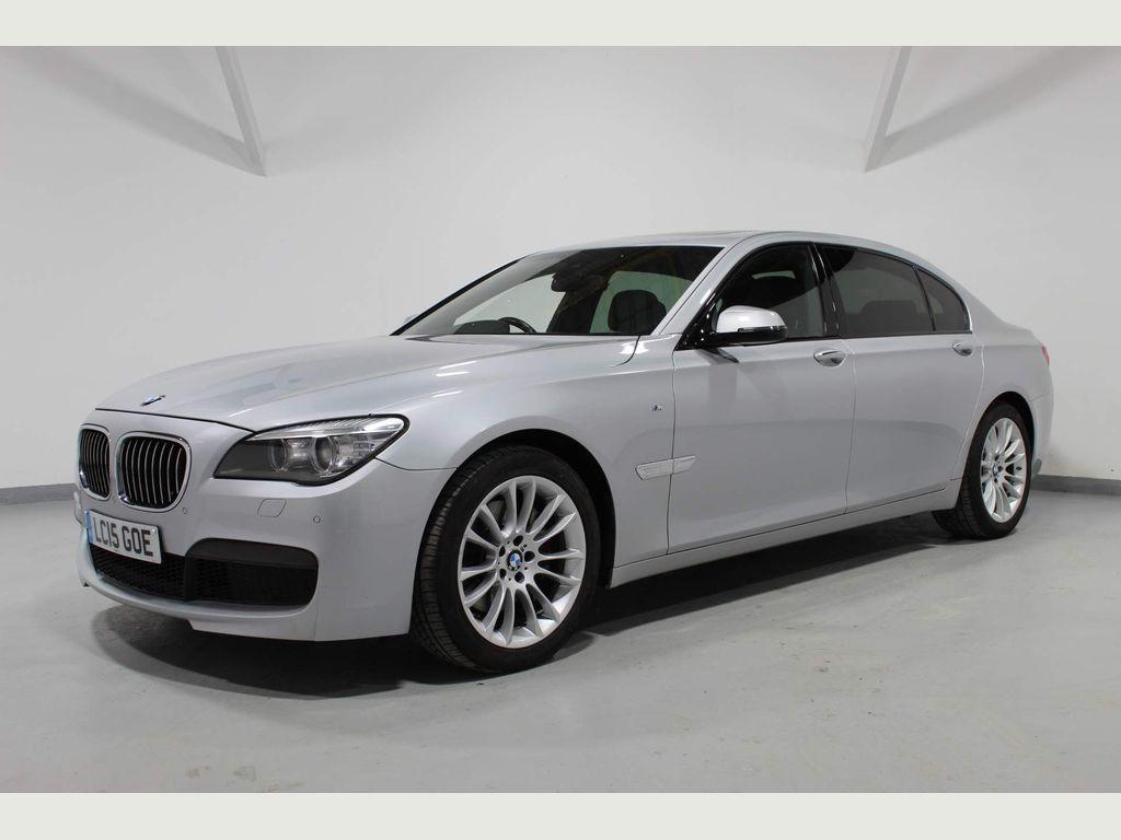BMW 7 Series Saloon 3.0 730Ld M Sport (s/s) 4dr