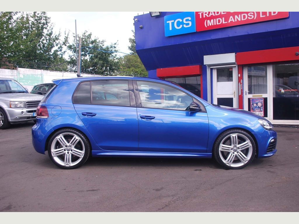 Volkswagen Golf Hatchback 2.0 TSI R 4MOTION 5dr