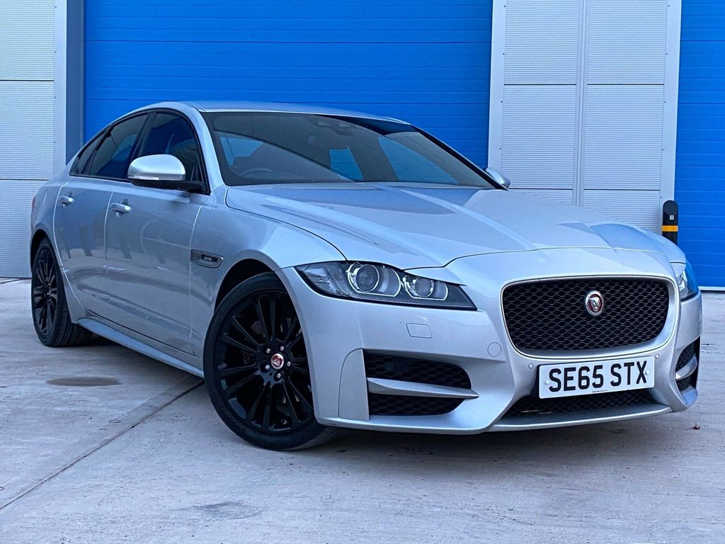 Used Jaguar Xf Saloon 2 0d R Sport Auto S S 4dr In Sutton Coldfield West Midlands Djh Prestige And Sports