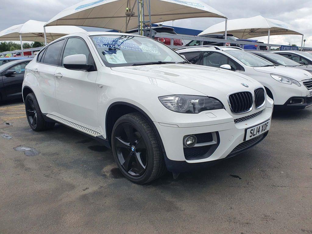 BMW X6 SUV 3.0 30d xDrive 5dr