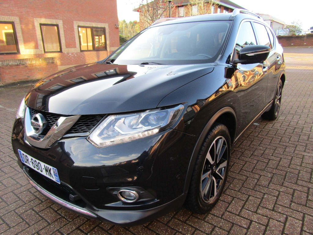 Nissan X-Trail SUV 1.6 DCi TEKNA Xtronic 7 SEATER 5 DR