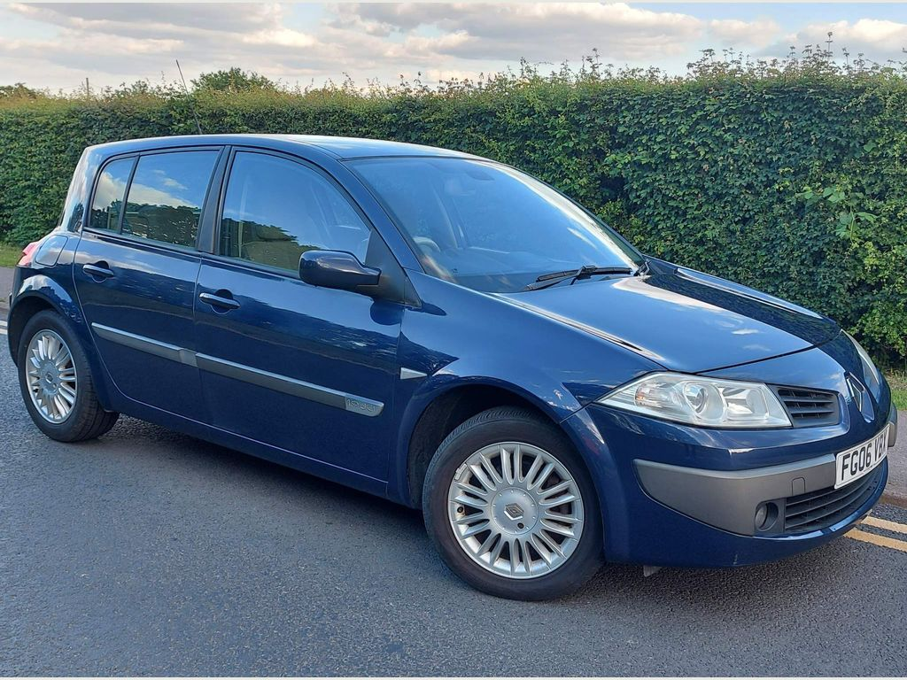 Renault Megane Hatchback 1.9 dCi FAP Privilege 5dr