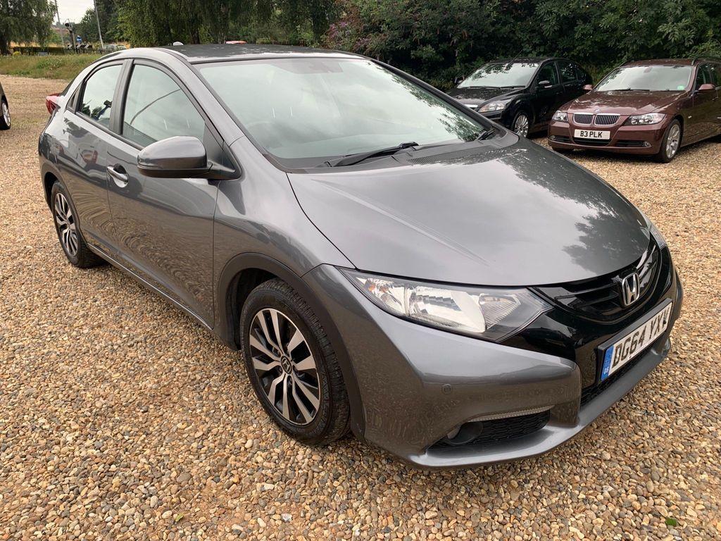 Honda Civic Hatchback 1.6 i-DTEC SE Plus 5dr (DAB/Premium Audio)