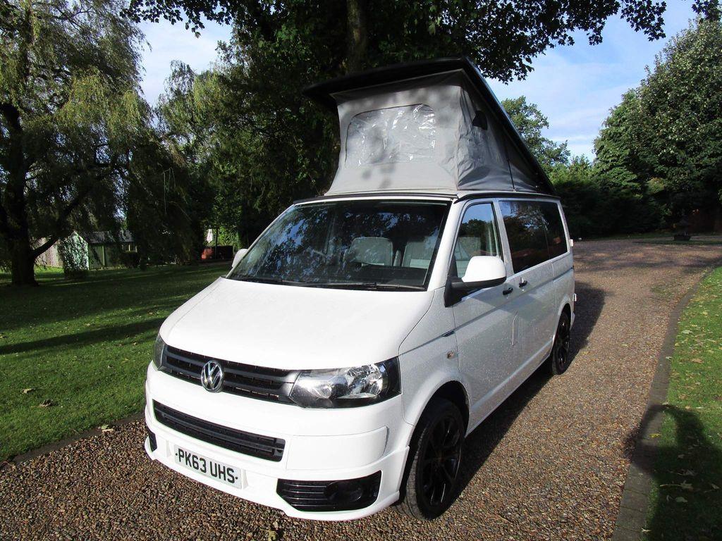 Volkswagen T5.1 Campervan Unlisted