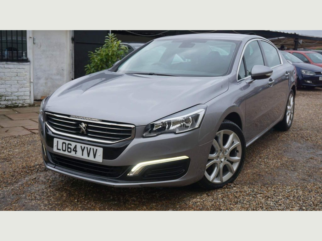 Peugeot 508 Saloon 1.6 e-HDi Active (s/s) 4dr