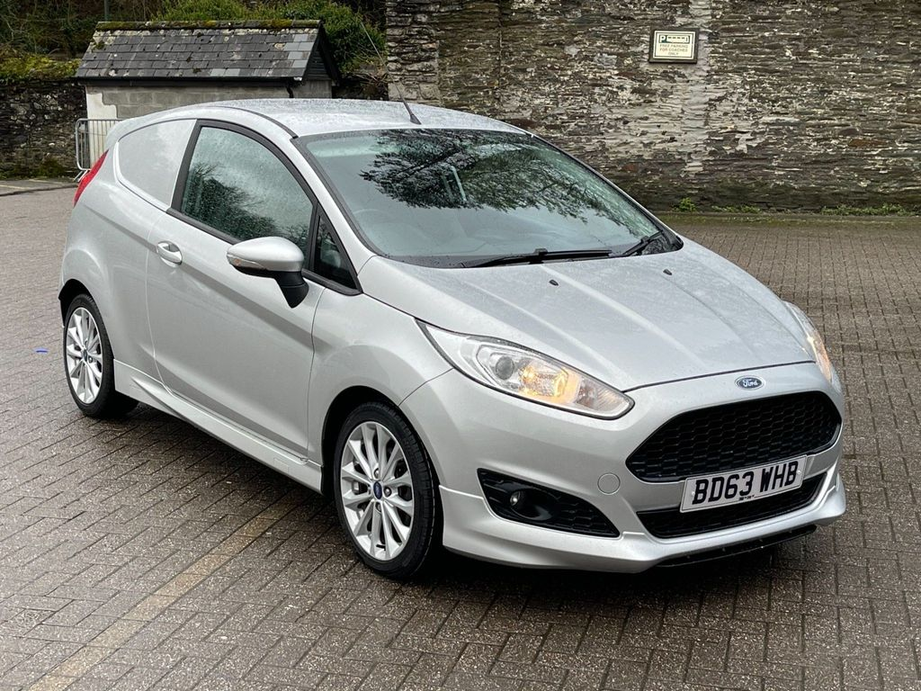 Ford Fiesta Car Derived Van 1.6 TDCI Sport Panel Van 3dr