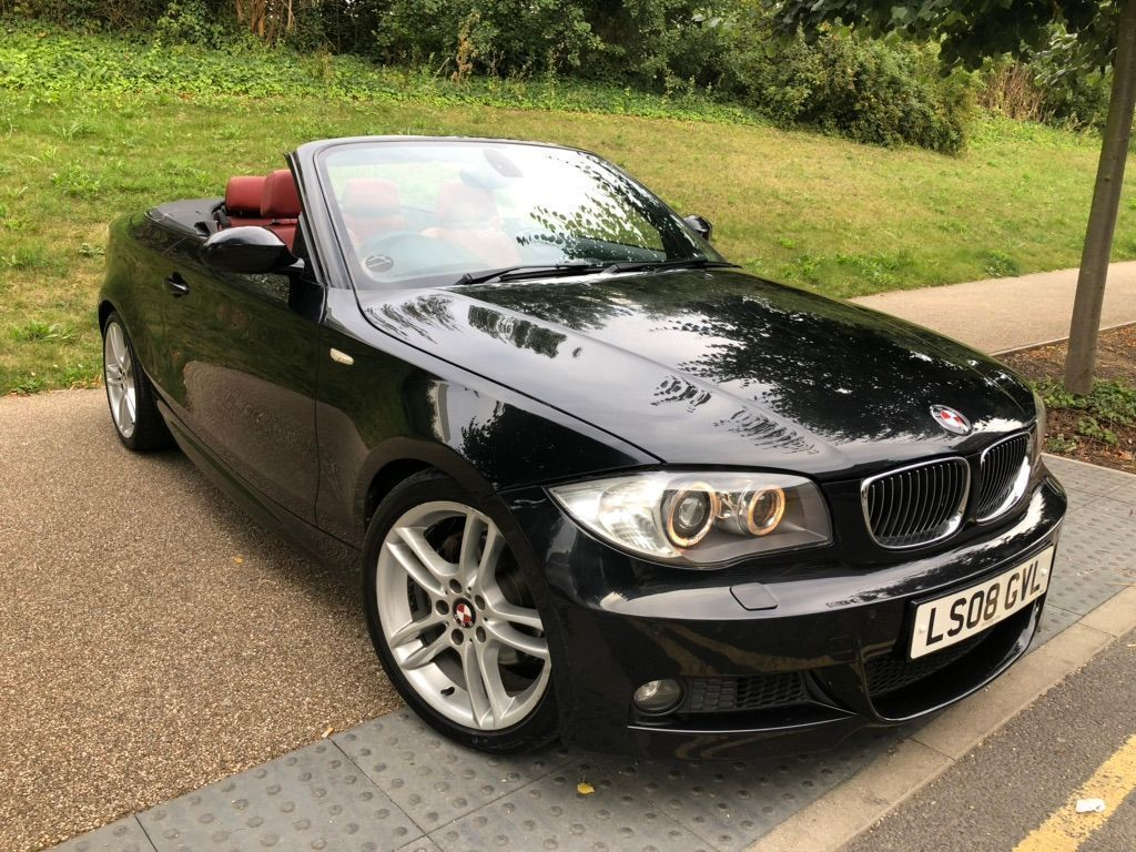 BMW 1 SERIES Convertible 3.0 125i M Sport 2dr