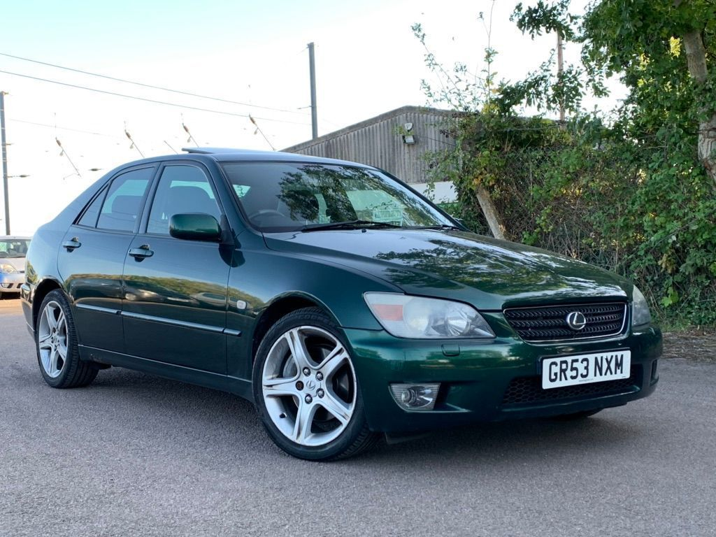 LEXUS IS 200 Saloon 2.0 Sport 4dr