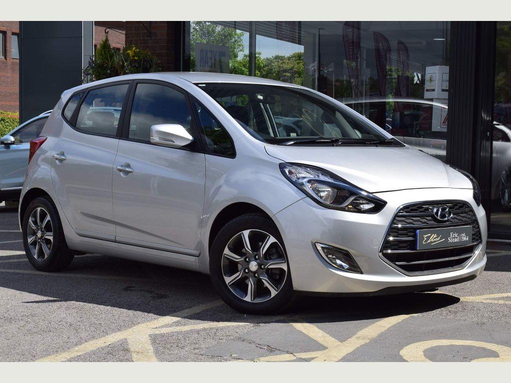 Hyundai ix20 MPV 1.6 SE Auto 5dr