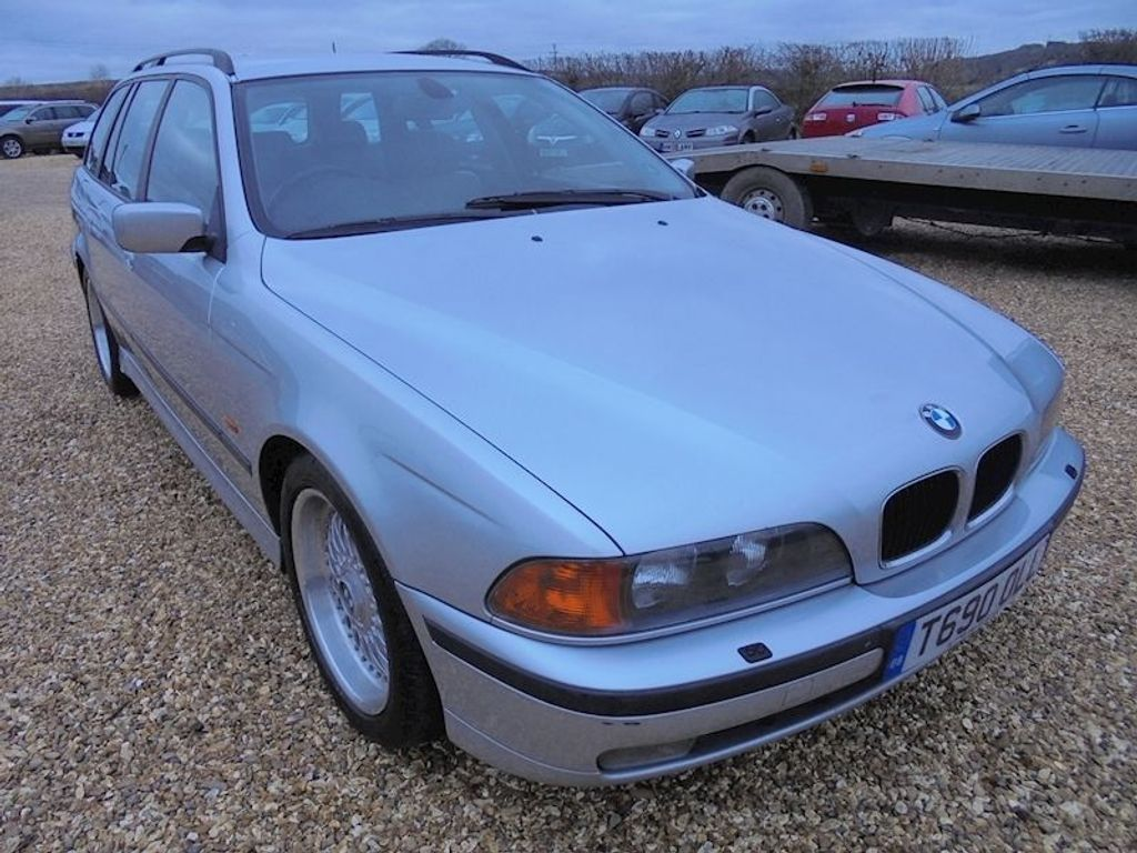 BMW 5 Series Estate 2.9 530d SE Touring 5dr