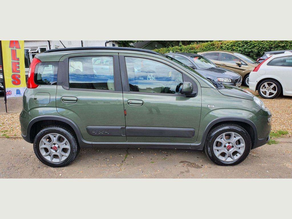 Fiat Panda Hatchback 1.3 MultiJet 4x4 (s/s) 5dr