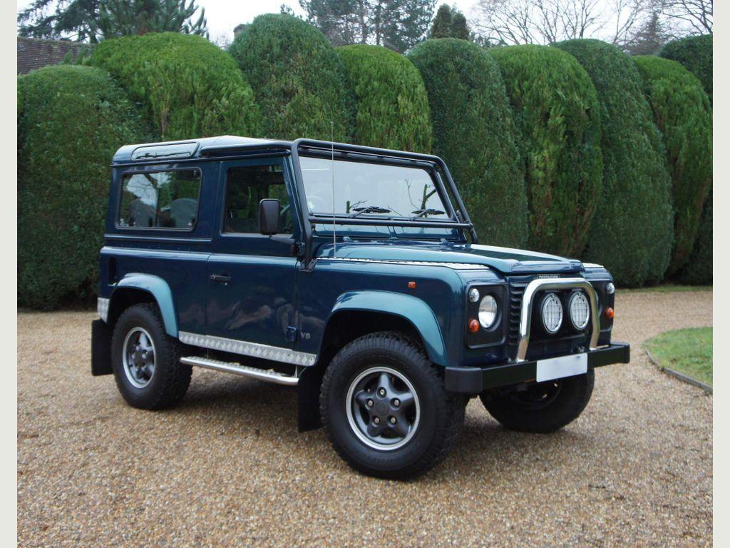 Land Rover Defender 90 Unlisted 50th Anniversary 4.0 V8
