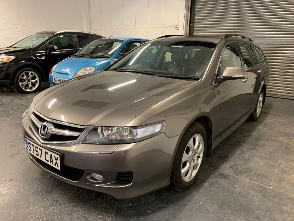 Honda Accord Estate 2.4 i-VTEC EX Tourer 5dr