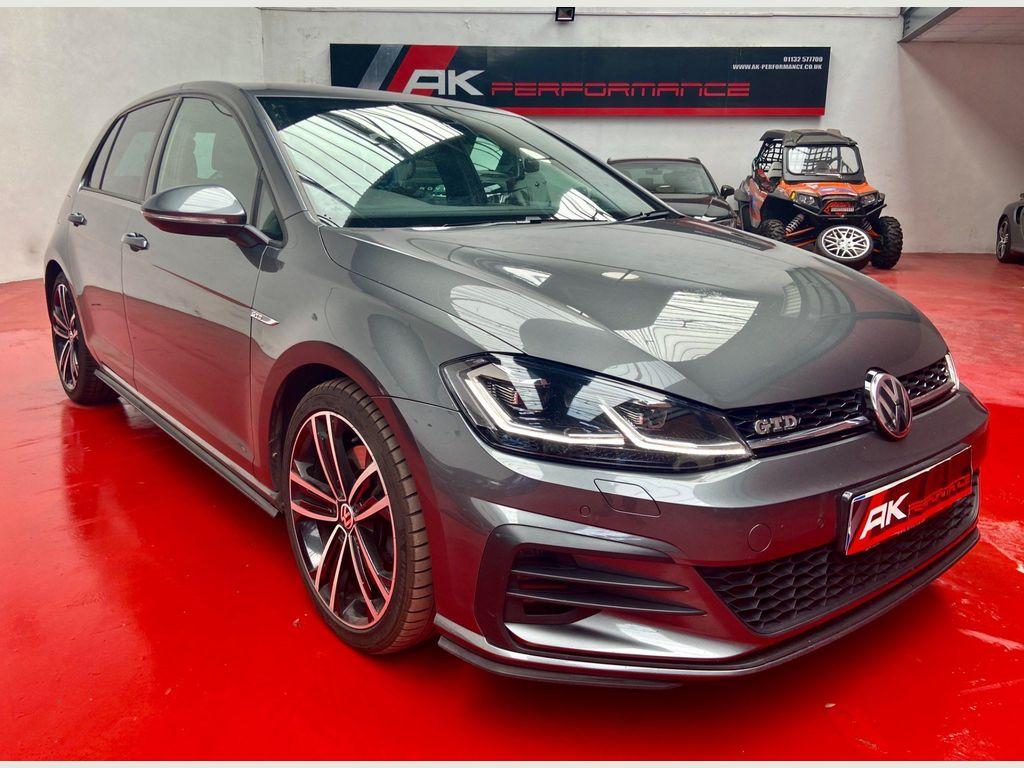 Volkswagen Golf Hatchback 2.0 TDI BlueMotion Tech GTD DSG (s/s) 5dr