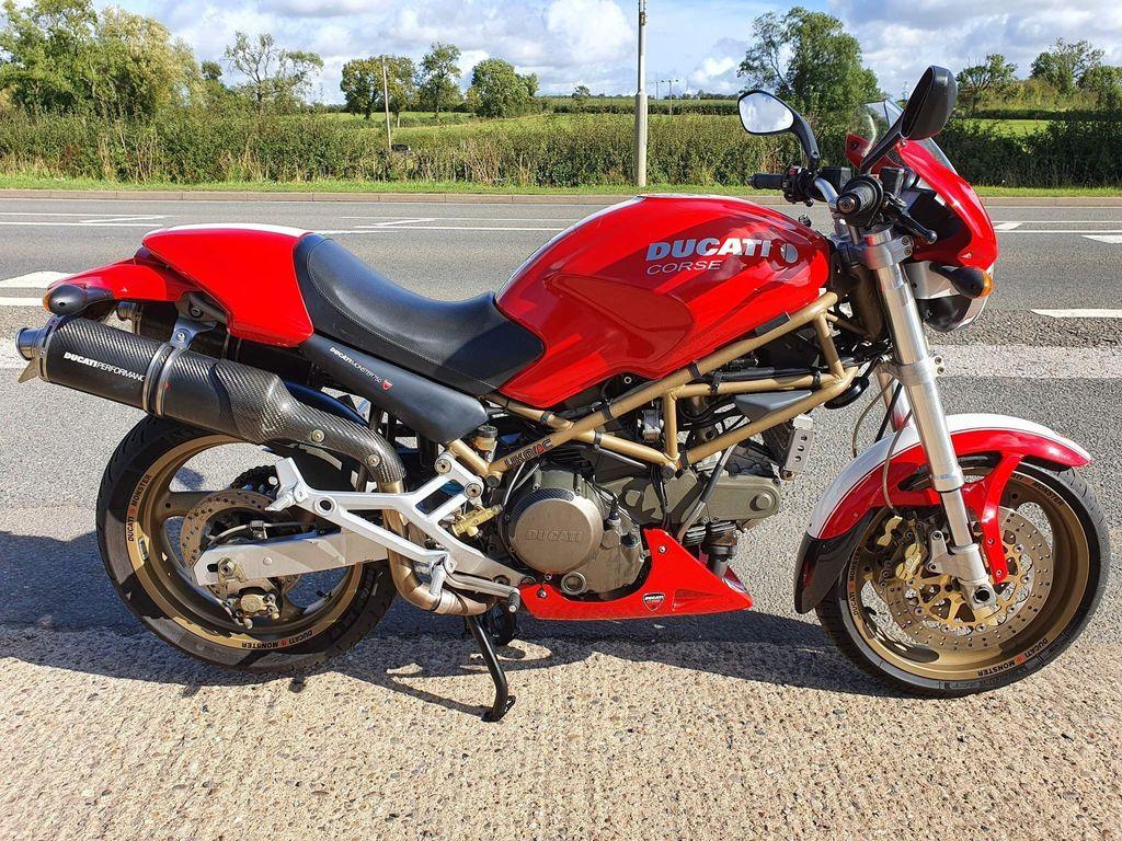 Ducati Monster 750 Naked 750 Monster