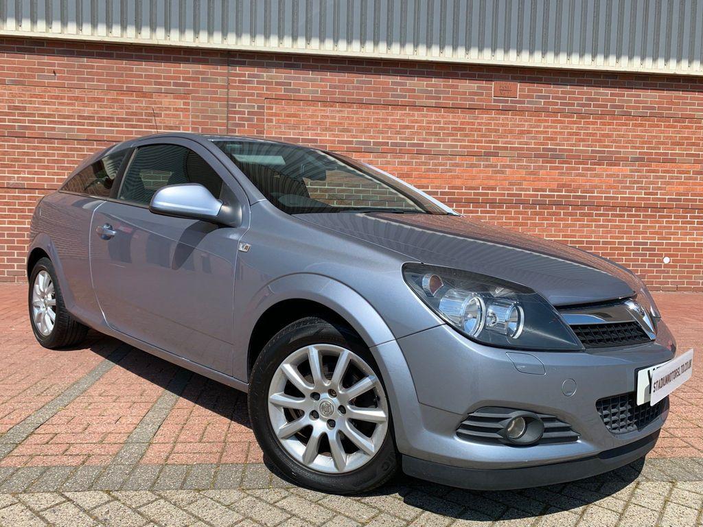 Vauxhall Astra Hatchback 1.6 i 16v Exclusiv Sport Hatch 3dr