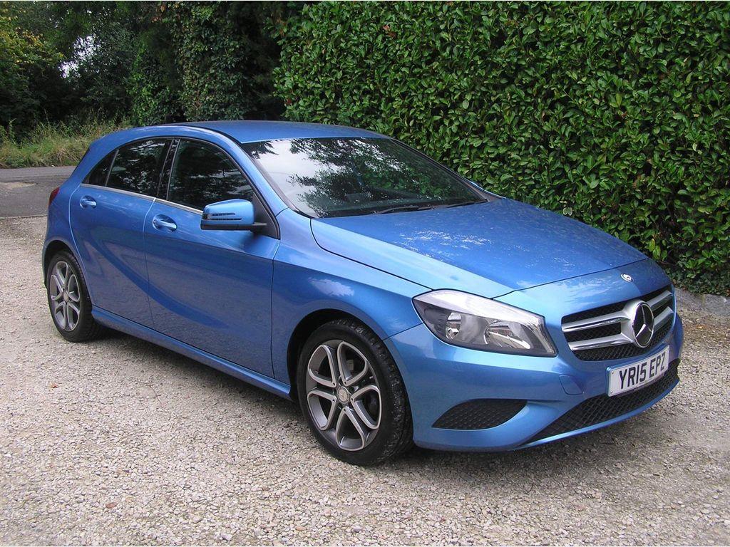 Mercedes-Benz A Class Hatchback 1.5 A180 CDI Sport 7G-DCT 5dr