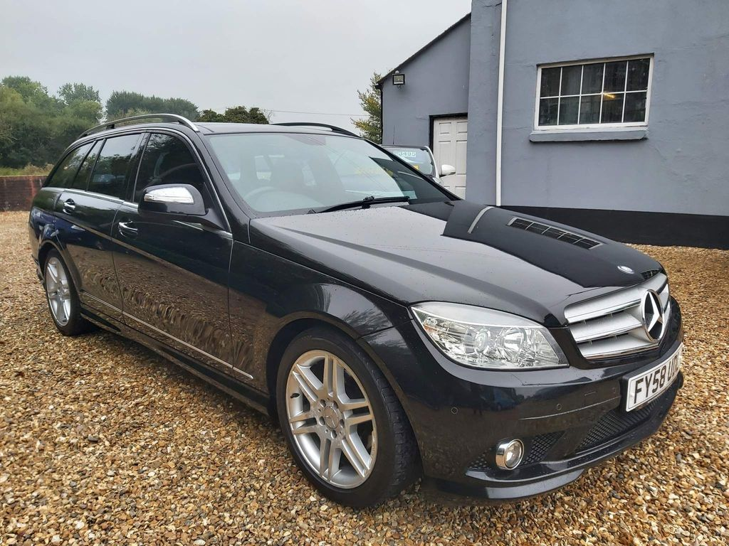 Mercedes-Benz C Class Estate 2.1 C200 CDI Sport 5dr